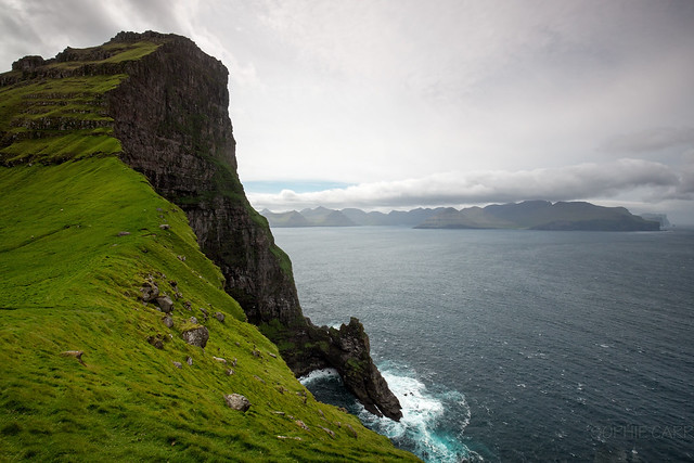 View from Kallur Lighthouse