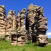 asihatu stone forest by sculptorli