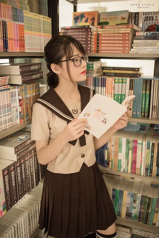 stock phố sách