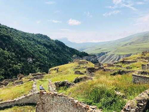 chechnya russia caucasus mountains village museum scenery youngpioneertours