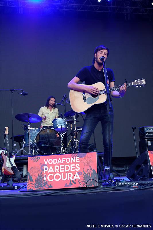 Marlon Williams - Vodafone Paredes de Coura 2018