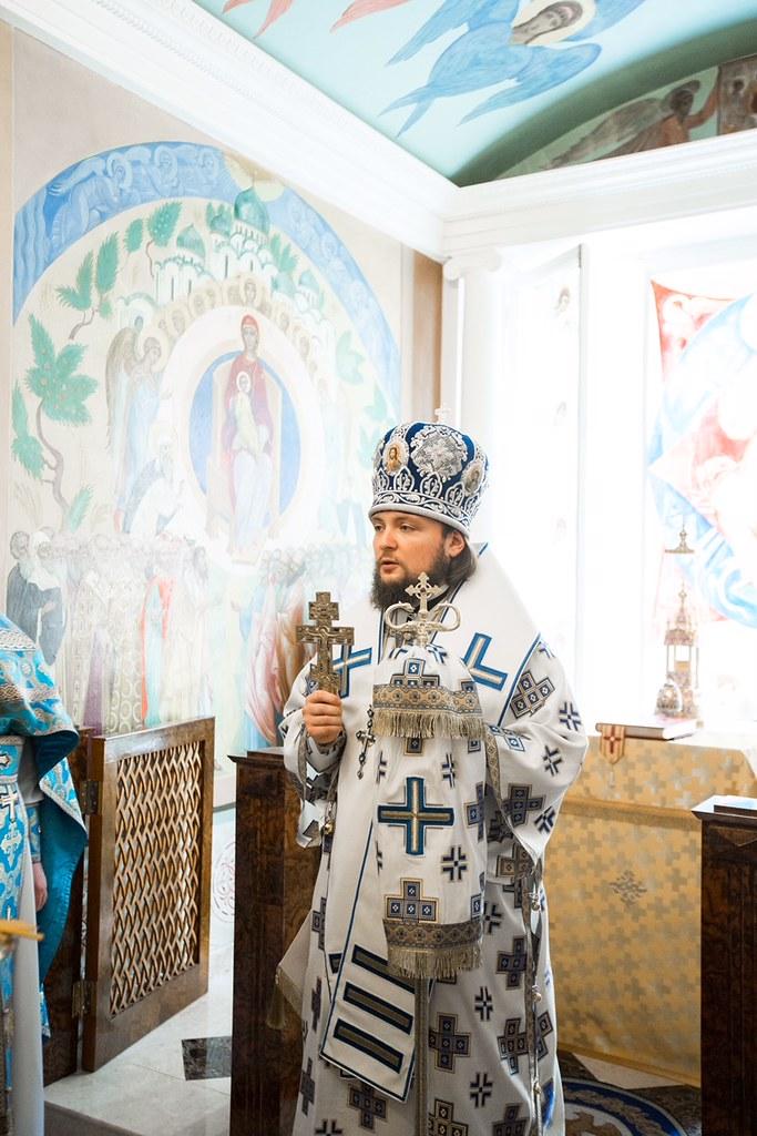 5 августа 2018, Неделя 10-я по Пятидесятнице, Почаевской иконы Божией Матери / 5 August2018, 10th sunday after Pentecost, Pochaevskaya Mother of God icon