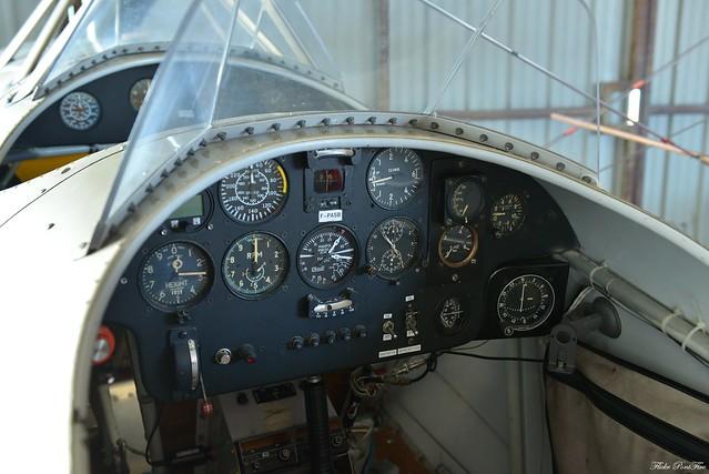 Biplan  Unguibus et rostro F-PASB