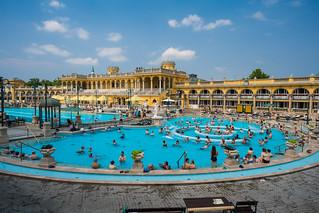 Szechenyi Spa Baths | by nan palmero