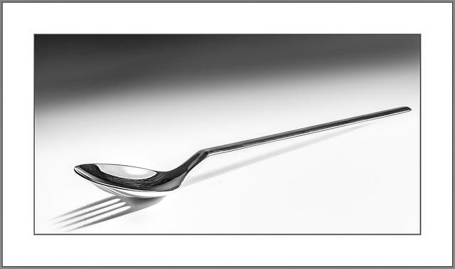 Löffel und Gabel (Spoon and fork)