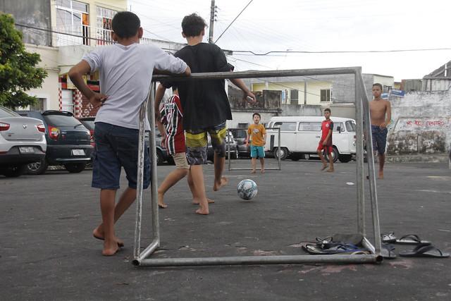 15.08.18 Projeto Brincando na Rua será realizado pela primeira vez na zona Rural de Manaus.