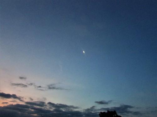 sunrise dark sky clouds belmont west michigan summer auugst dawn