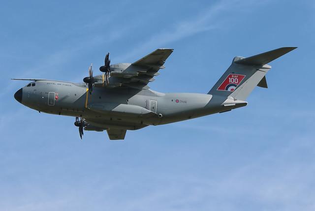 ZM416 (Royal Air Force) A400M-180