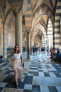 Deya at the Amalfi Cathedral | by nan palmero
