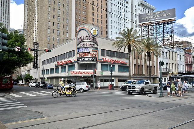Walgreen Drugs - New Orleans,Louisiana