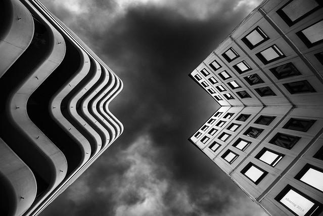 Skyscraper Pacman