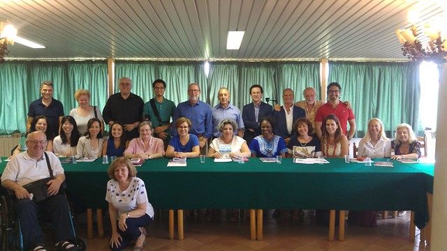 Italy-2018-07-21-UPF-Italy Holds a Seminar for Its Friends