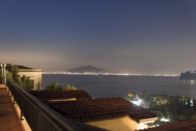 Sorrento Night Photos