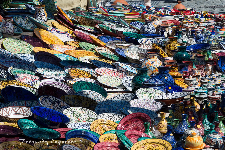 Color en la cerámica