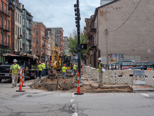 Main Street Construction | by Travis Estell