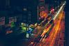 Tram notturno a Cracovia by mariateresa toledo