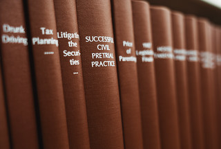 Litigation and Civil Trial Practice Law Books | by Tony Webster