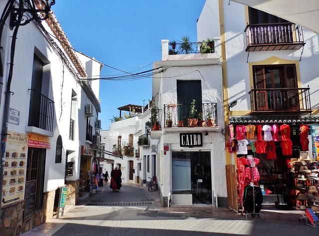Nerja-Málaga.
