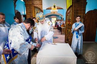 Освящение храма 340