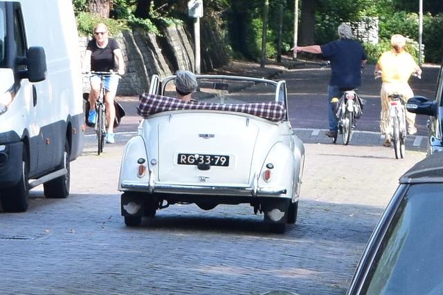 Morris Minor Cabriolet 1954