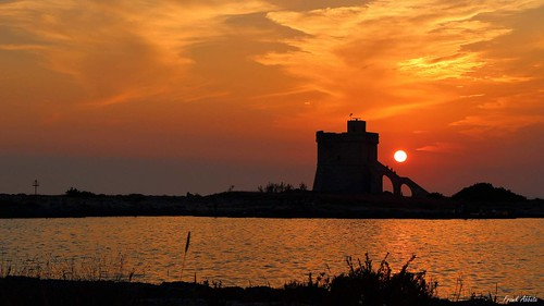 Sunset in Torre Squillace II