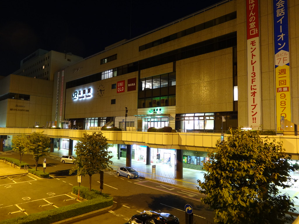 高崎駅西口