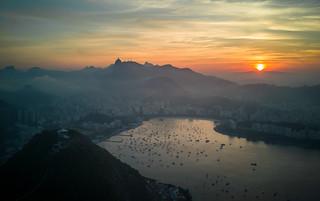 The view from Pão de Açúcar | by Aresio