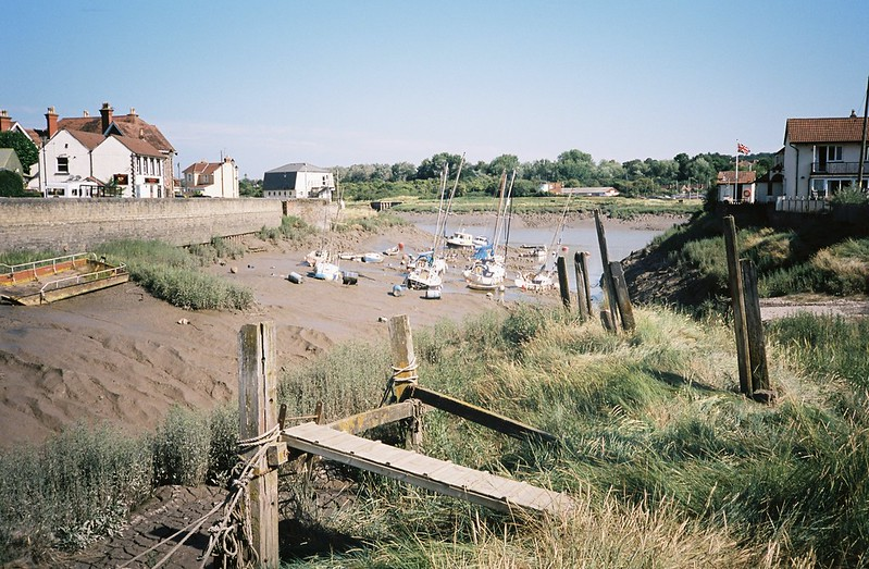 Pill Harbour