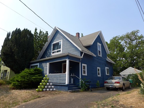 Blue House 2018
