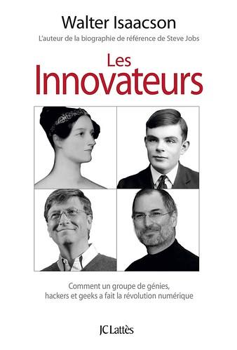 Les Innovateurs, par Walter Isaacson