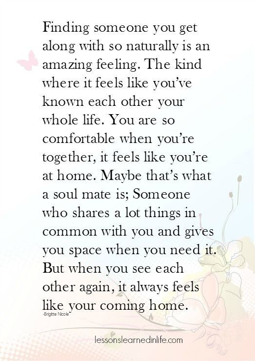 Soulmate And Love Quotes Lessons Learned In Life Maybe Flickr