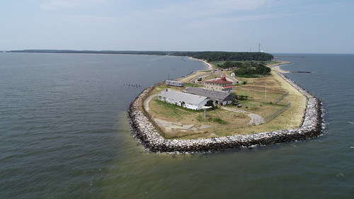 Aerial Photo of Point Lookout