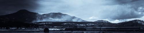 grandcanyonrailway gcrr williams arizona atsf landscape smoke fi alco fire motherroad coconino county rte66