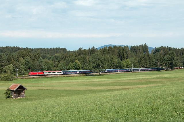 NJ421 nächst Uffing am Staffelsee