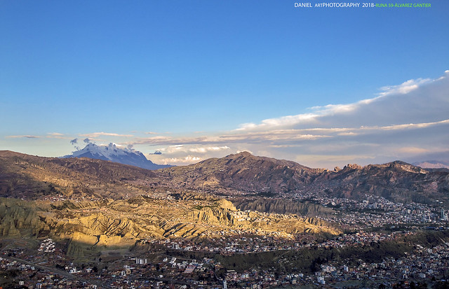 Zona Sur&Illimani La Paz