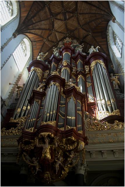 Haarlem - St. Bavokerk
