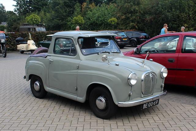 1958 Austin A35 Pickup