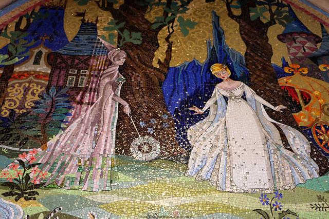 Mosaic @ Cinderella Castle