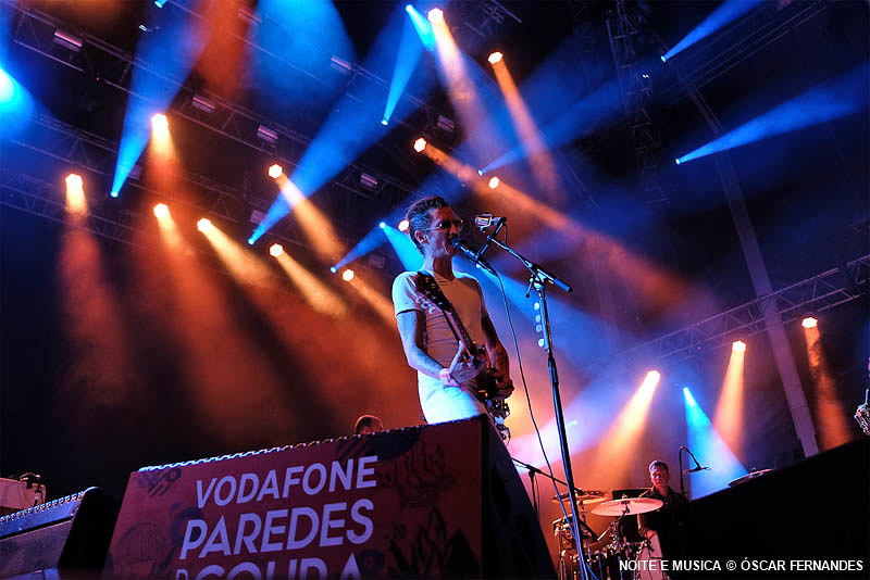 The Legendary Tigerman - Vodafone Paredes de Coura 2018