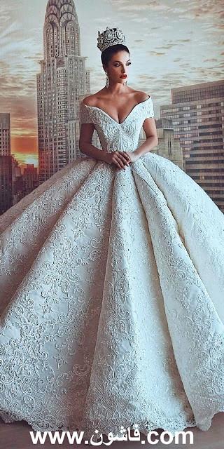 e4af8ad39 10 صور فساتين زفاف بقصات موضة 2018 | via Blogger ift.tt/2OmQ… | Flickr
