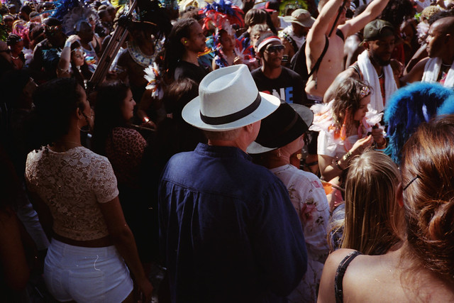 Summer Carnival Candid. (35mm)   Kodak Ultramax 400.