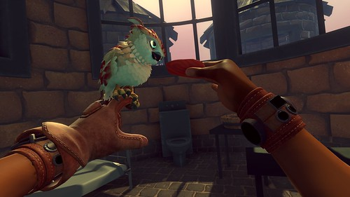 Falcon Age | by PlayStation.Blog