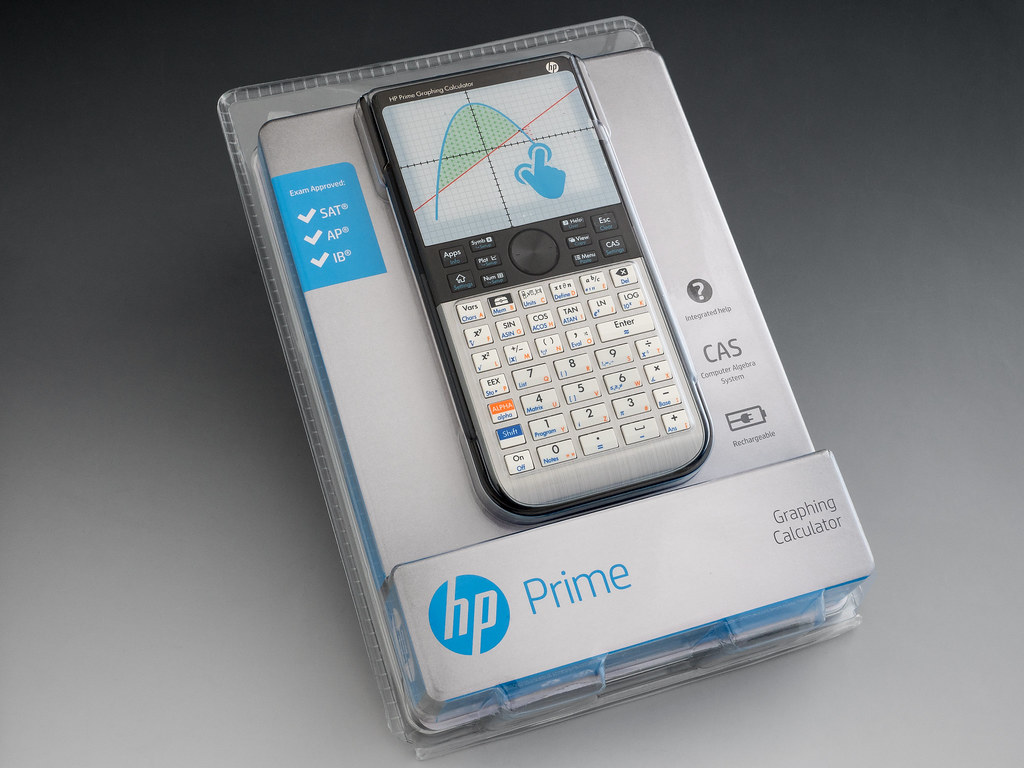 HP Prime Calculator   The only graphing calculator with a ca…   Flickr