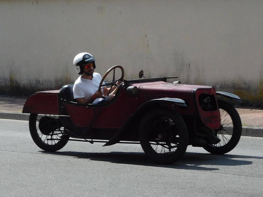 1923 Darmont sportive