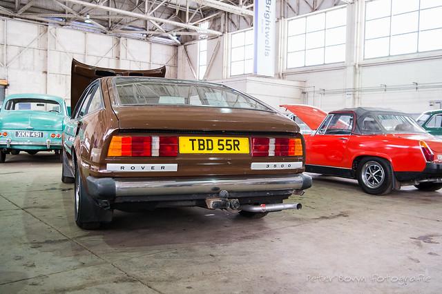 Rover SD1 3500 - 1977