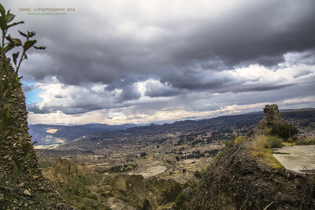 Valle de Achocalla, La Paz