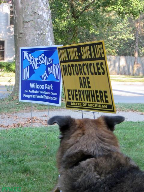 Progressives In The Park & ABATE
