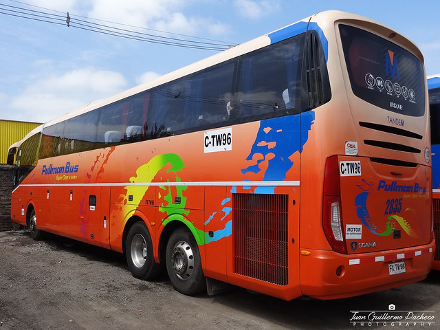 Irizar i6 390   Scania K410   Pullman Bus - Tandem