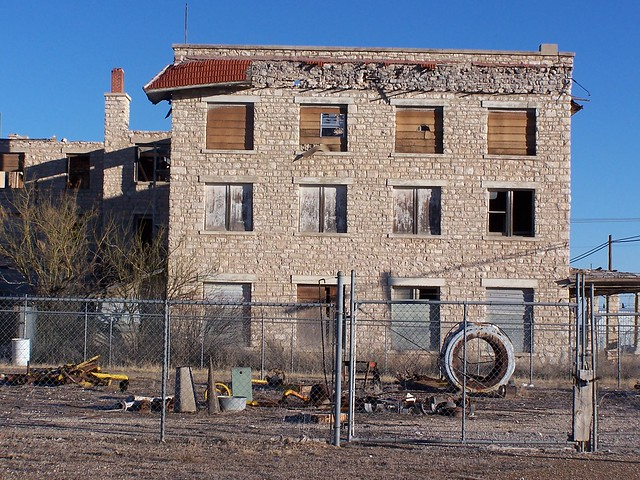 Old Rock Hotel