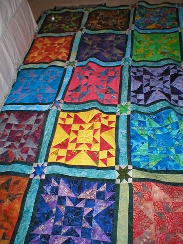 Mom - batik double stars | by Mellicious